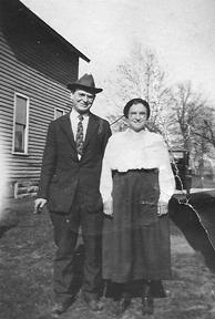 Grandpa and Grandma Sprenger
