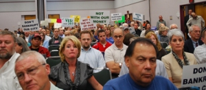 In 2010, hundreds of Tucsonans came to a City Council meeting to tell the Council not to build a grandiose downtown hotel with taxpayer funds..