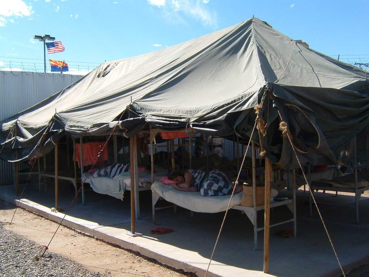 Close down the Tent City Jail Part Deux (video) & Close down the Tent City Jail: Part Deux (video) | Tucson Progressive