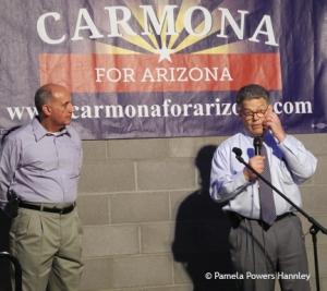 Carmona and Franken