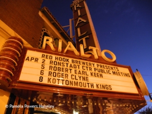 More than 300 Tucsonans packed the Rialto Theater to voice their opinions regarding the future of the Ronstadt Transit Center in April 2013.