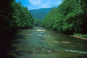 Elk River, West Virginia