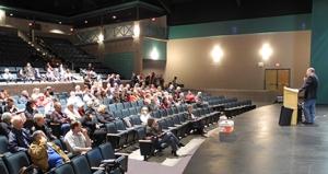 Pima County Democratic Party reorganization meeting, January 2013