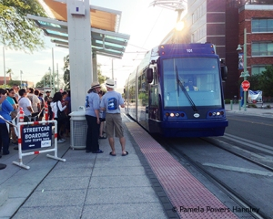 SunLink streetcar