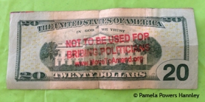 End Citizen's United. Get money out of politics.