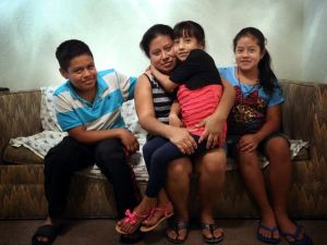 Young Guatamalan children, who were reunited with their mother in Cincinnati, could face deportation. How can we sentence them to death? (Photo: The Enquirer)