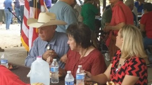 Cliven Bundy at Mohave County Republican Party Picnic