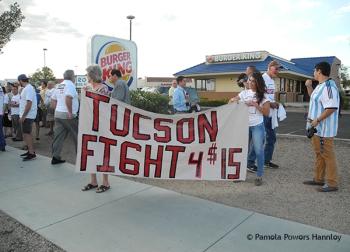 Strike Fast Food