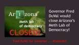 Meth lab of democracy