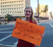 Tucson education rally
