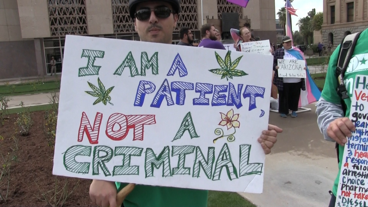 #1 Reason to Legalize Pot Is Humanitarian, Not Economic (video)