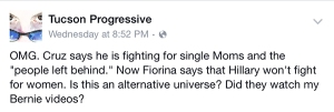 Tucson Progressive on Facebook