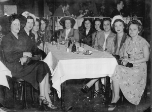 secretaries 1940s