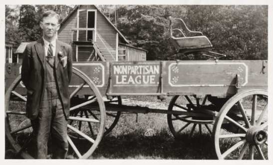 Is it time to bring back the Nonpartisan League?