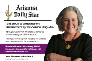 Arizona Daily Star, Pamela Powers Hannley