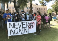 Phoenix anti-hate rally