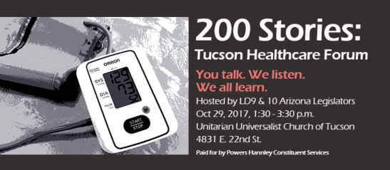 200 stories healthcare forum