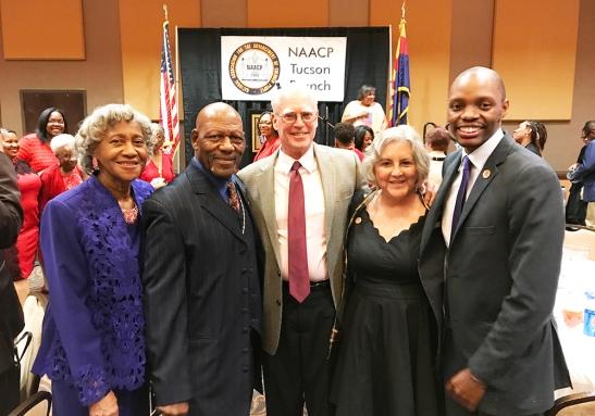NAACP gala