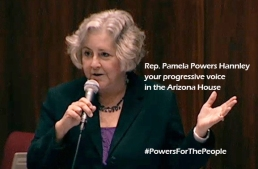 Rep. Pamela Powers Hannley