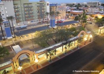 Ronstadt Transit Center in Tucson