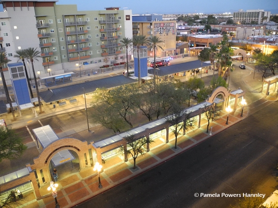 Ronstadt Transit Center in Tucson